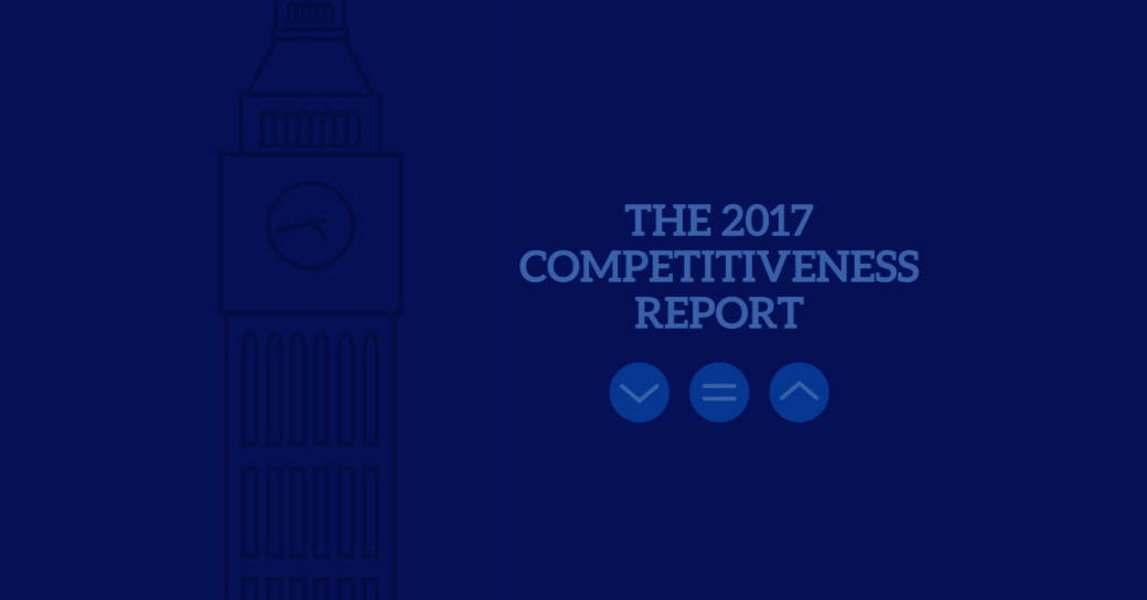 The 2017 Competitiveness Report