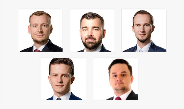JP Weber adds five advisors to its M&A team in Warsaw