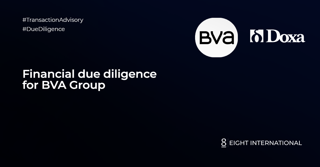 Financial due diligence for BVA Group