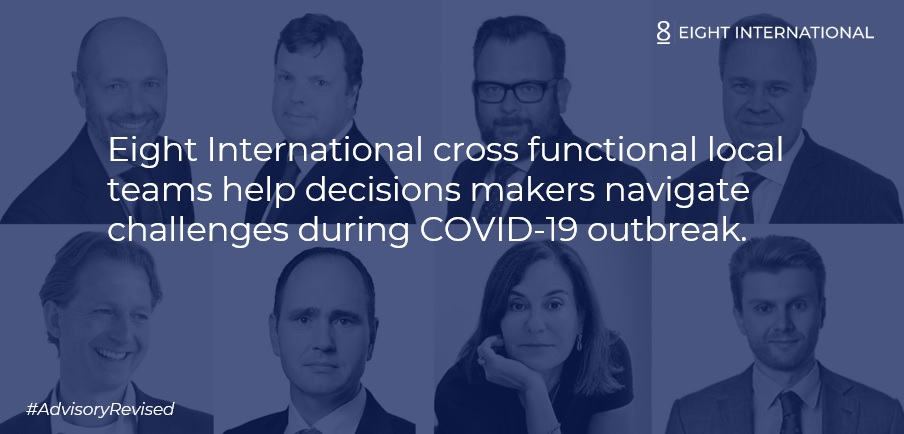 Eight International helps leaders navigate challenges during COVID-19 outbreak