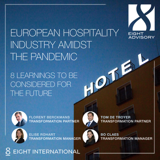 European hospitality industry amidst the pandemic