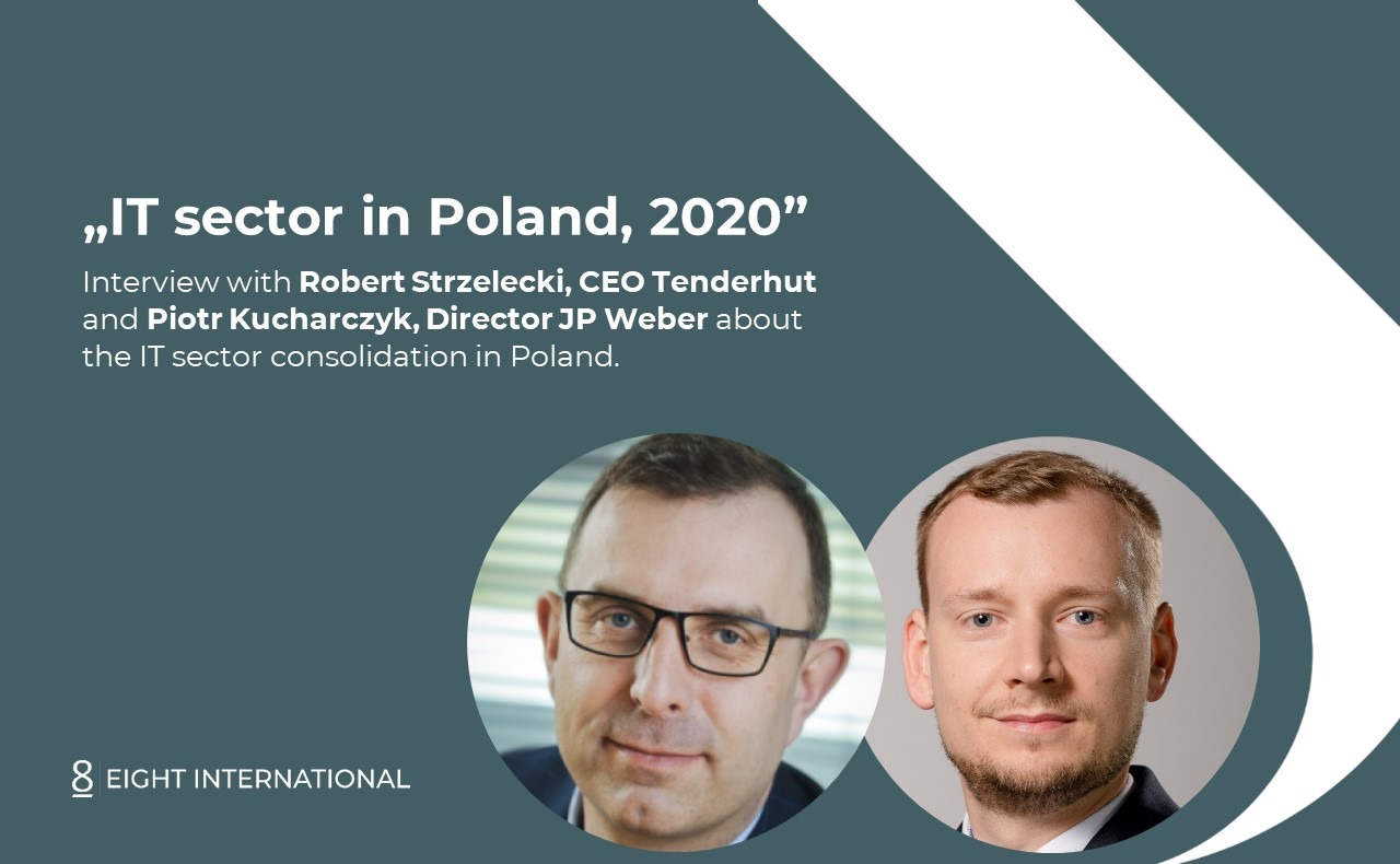 IT sector consolidation in Poland