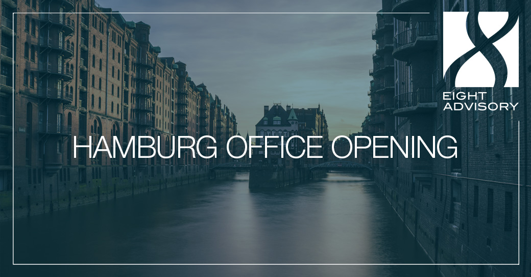 Eight Advisory opens an office in Hamburg